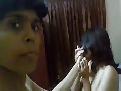 Fita sexual: atriz indiana fodida